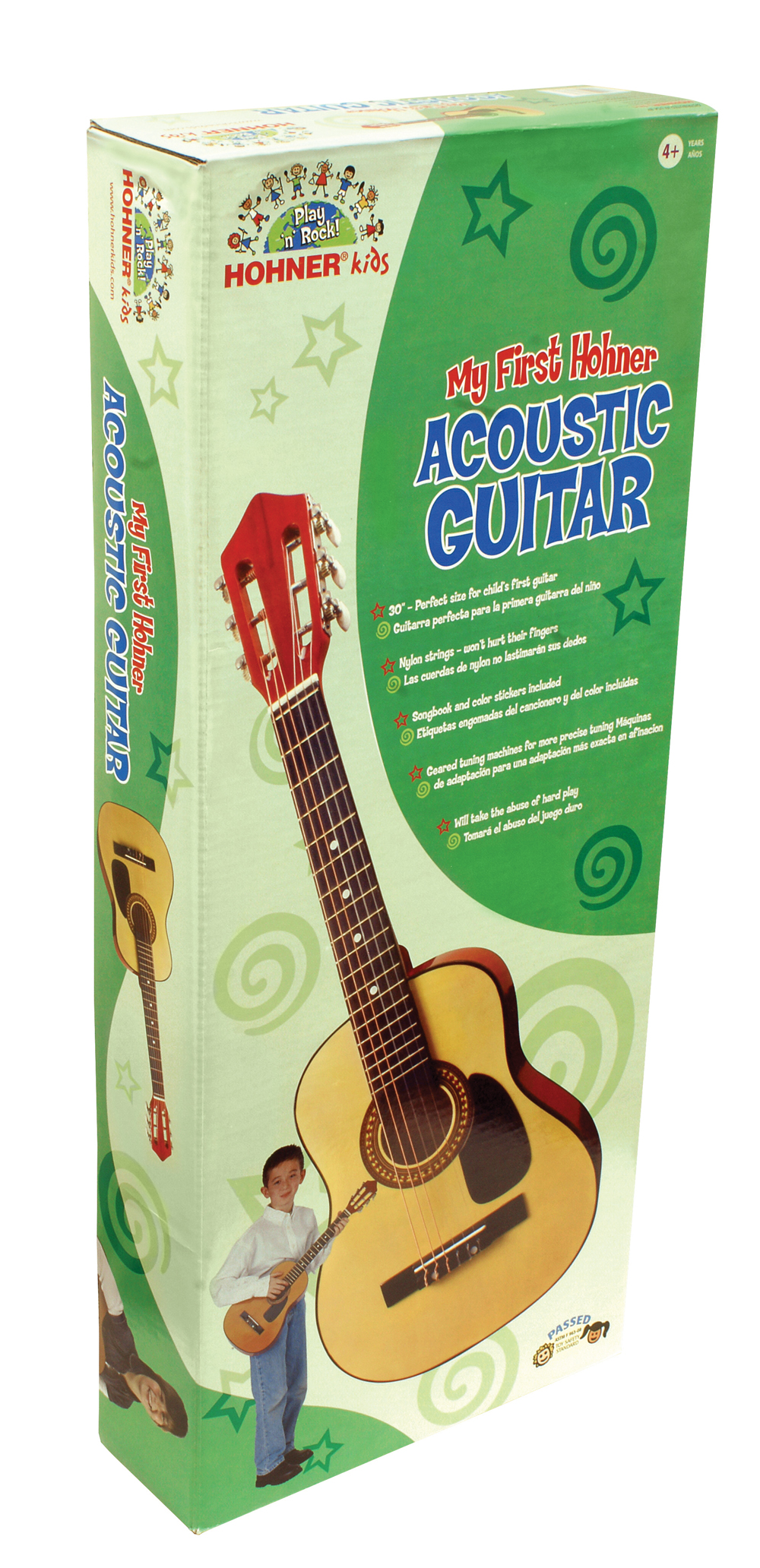 Acoustic Guitar Box