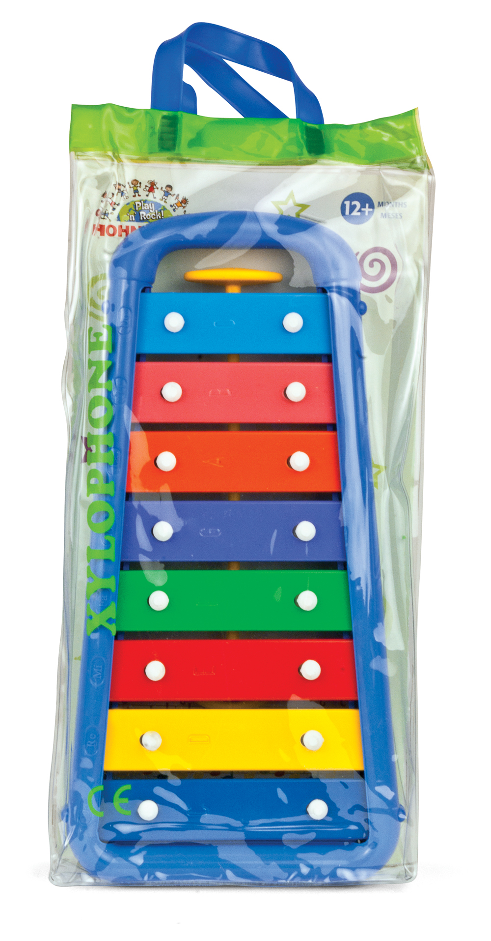 toddler glockenspiel packaging