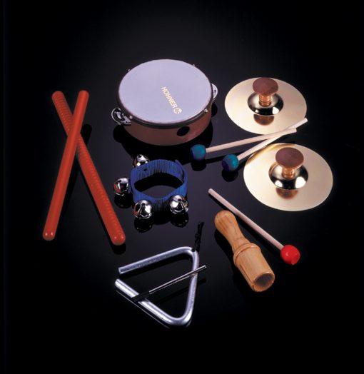 6-piece rhythm instrument set