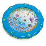 blue toddler wave drum