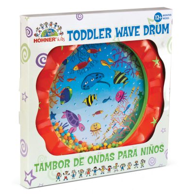 toddler wave drum