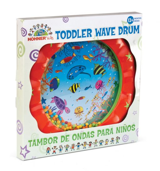 toddler wave drum