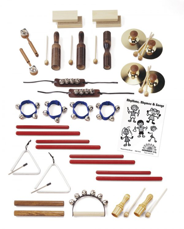 25 Player Rhythm Instrument Set