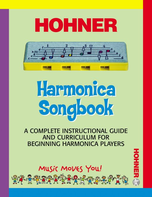 Learn to Play Harmonica Booklet