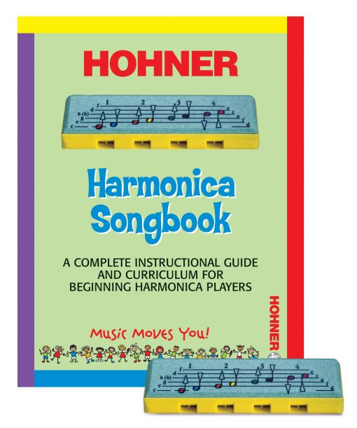 Learn to Play Harmonica Package