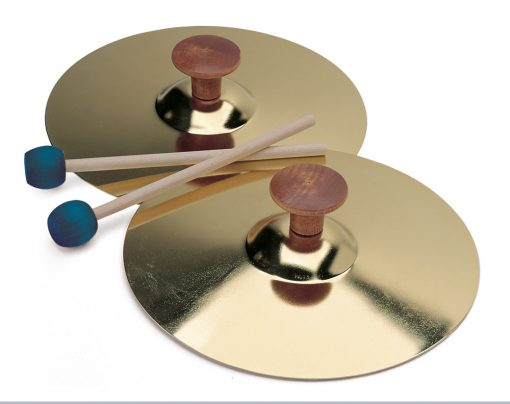 Cymbals w/ Mallet