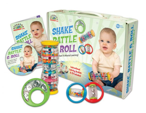 shake rattle roll